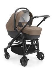 Cam Combi Tris Modular System Baby Stroller, Brown