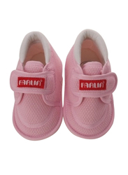 Farlin Baby Boots, 3-12 Months, Pink