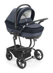 Cam Taski Fashion Travel System Baby Stroller, Blue