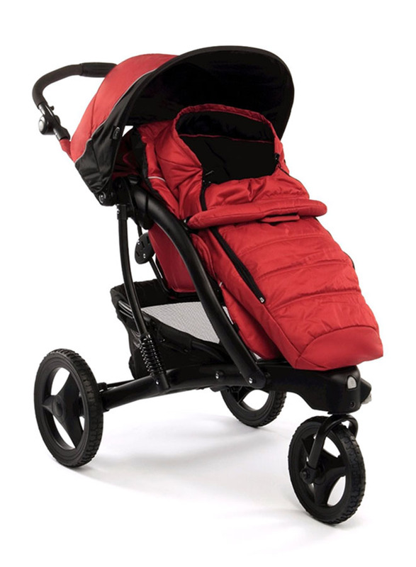 Graco Trekko Baby Stroller, Chilli Red