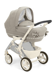 Cam Mod.Deco Travel System Baby Stroller, Beige