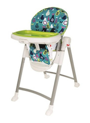 Graco Contempo Baby High Chair, Pears, Green