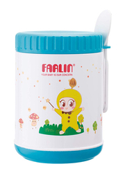 Farlin Warmer Can 500ml, Blue