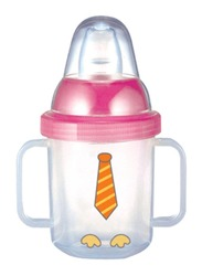 Farlin Interchangeable Training Cup, Pink