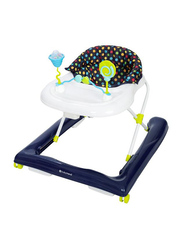 Baby Trend 2.0 Activity Walker, Blue Sprinkles, Blue/White