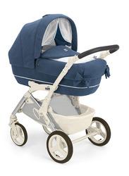 Cam Mod.Deco Travel System Baby Stroller, Blue