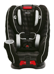 Graco Rockweave Size4Me 65 Convertible Car Seat, Black