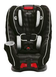 Graco Rockweave Size4Me 65 Convertible Car Seat, Black