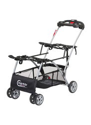 Baby Trend Snap-N-Go Double Baby Stroller, Grey