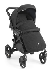 Cam Telaio Dinamico Up Nero with Mod Rover Baby Stroller, Black