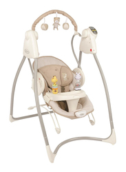 Graco Baby Folds Swing & Bounce, Benny & Bell, Beige/White