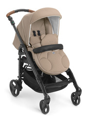Cam Combi Family Modular System Baby Stroller, Brown Bear