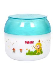 Farlin Free Drop Powder Puff for Babies, Blue