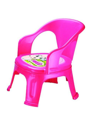Farlin Baby Chair for Girl, Pink