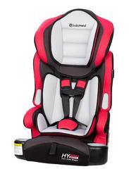 Baby Trend Hybrid Plus 3-in-1 Kids Car Seat, Azalea, Red/Black