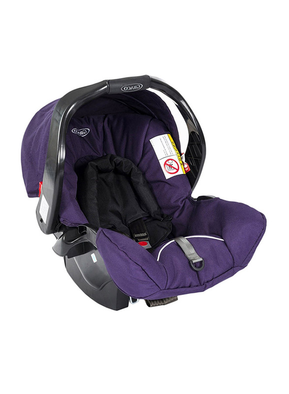 Graco Car Seat, Jb Purple Shadow