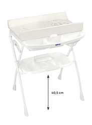 Cam Volare Bath Table for Kids, Bear, White