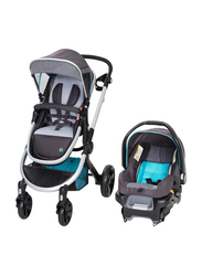 Baby Trend Espy 35 Travel System Baby Stroller, Paramount, Blue/Black