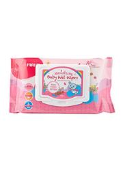 Farlin Anti-Rash 85 Wet Wipes for Babies, White
