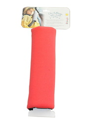 Ubeybi Seatbelt Pillow, Red