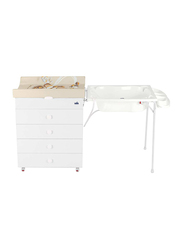 Cam Asia Bath Stand for Kids, White