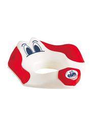 Cam Upper Toilet Trainer for Kids, Red
