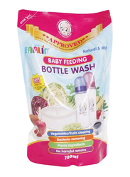 Farlin Baby Feeding Bottle Wash 700ml, Pink