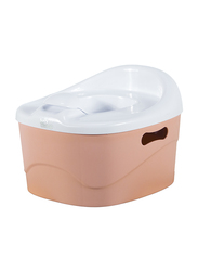 Diaper Champ One Baby Potty Chair, Old Pink