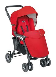 Cam Portofino Passeggino Lightweight Baby Stroller, Red