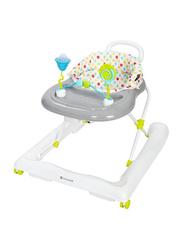 Baby Trend 3.0 Activity Walker, Sprinkles, Grey/White