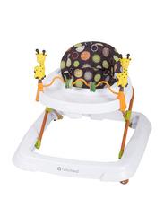 Baby Trend Unisex Walker, Safari Kingdom, Brown