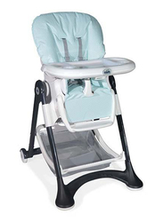 Cam Campione High Chair, Light Blue