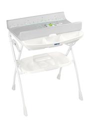 Cam Volare Bath Table for Kids, Rabbit, Grey