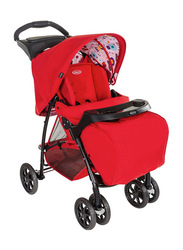 Graco Mirage Baby Stroller, Circus Red