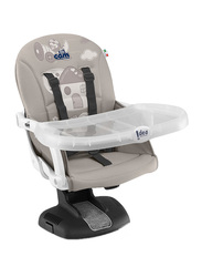Cam Idea Booster Baby Feeding Chair, House, Grey