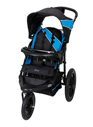 Baby Trend Xcel Jogger Baby Stroller, Mosaic Blue