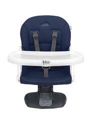 Cam Idea Booster Baby Feeding Chair, Navy Blue