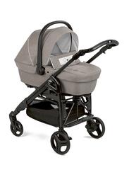 Cam Combi Family Romantic Travel System Baby Stroller, Dark Beige