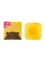 Farlin Baby Transparent Honey Soap for Babies, Yellow