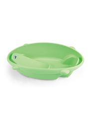 Cam Bollicina Bath Tub for Babies, 0-12 Months, Green