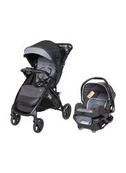 Baby Trend Tango Travel System, Spectra, Black/Grey
