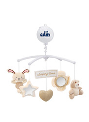 Cam Baby Mobile Toy for Cullami Cradle, Beige