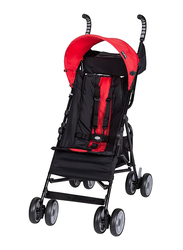 Baby Trend Rocket Baby Stroller, Duke, Red/Black