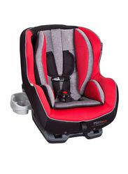 Baby Trend Protect Series Premiere Convertible Kids Car Seat, Berkeley, Red/Black