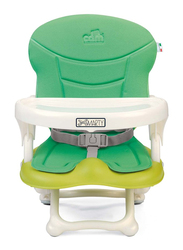 Cam Smarty Booster Feeding Chair, Green