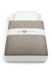 Cam Baby Bedding Kit for Cullami Cradle, Brown