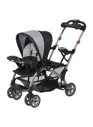 Baby Trend Sit N Stand Ultra Baby Stroller, Phantom, Grey