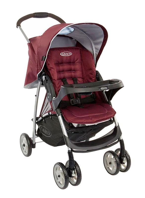 Graco Mirage Baby Stroller, Plum