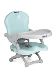Cam Smarty Booster Feeding Chair, Light Blue