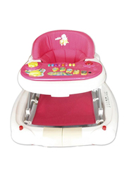 Farlin Baby Walker for Girl, Pink